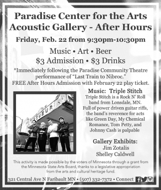 Acoustic Gallery  - After Hours
