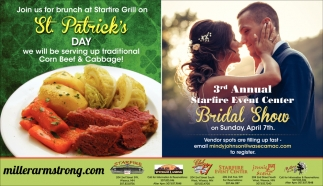 St Patrick's Day / Bridal Show