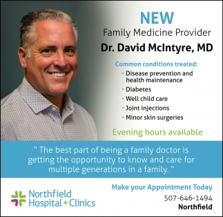 New Family Medicine Provider