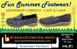 Fun Summer Footwear!