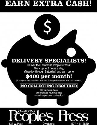 Delivery Specialists