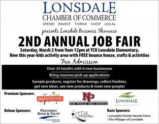 2nd Annual Job Fair