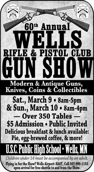 60th Annual Gun Show