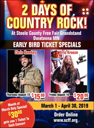 2 Days of Country Rock