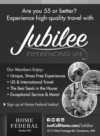 Are You 55 Or Better Experience High Quality Travel Home