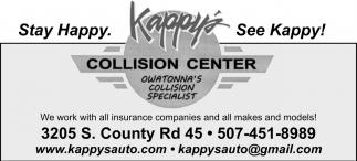Owatonna's Collision Specialist