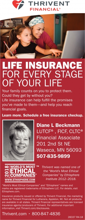 Life Insurance for everystage of your life