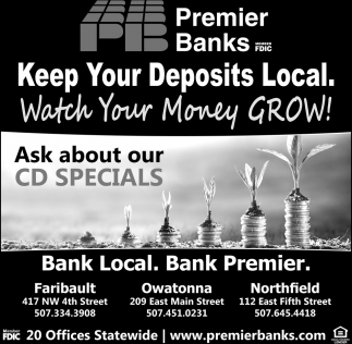Keep Your Deposits Local