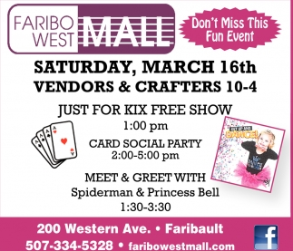 Vendors & Crafters