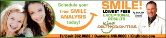 SMILE! LOWEST FEES EXCEPTIONAL RESULTS