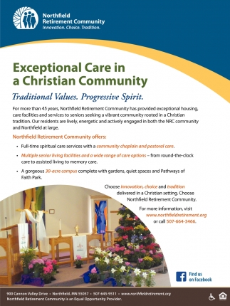 Exceptional Care in a Christian Community