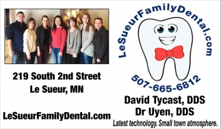 David Tycast, DDS - Dr Uyen, DDS