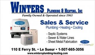 Sales & Service