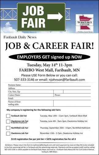 Employers Get signed up Now