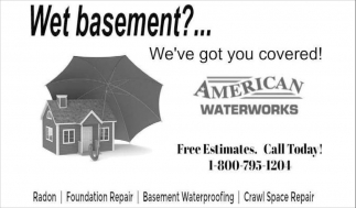 Wet basement?