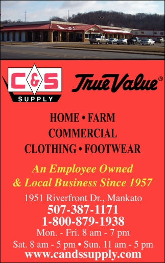 An employee Owned & Local Business since 1957
