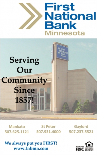 Serving Our Community Since 1857!