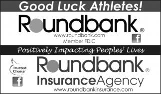 Good Luck Athletes!