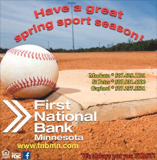Have a great spring sport season!