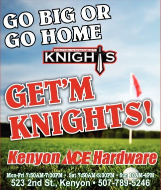 Get'm Knights!
