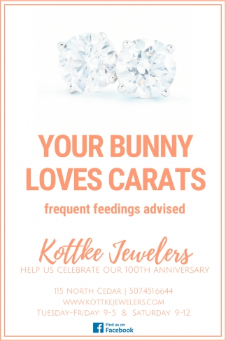 Your Bunny Loves Carats