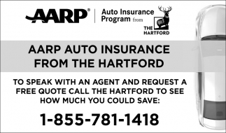 Auto Insurance from The Harford