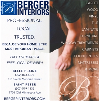 Professional. Local. Trusted