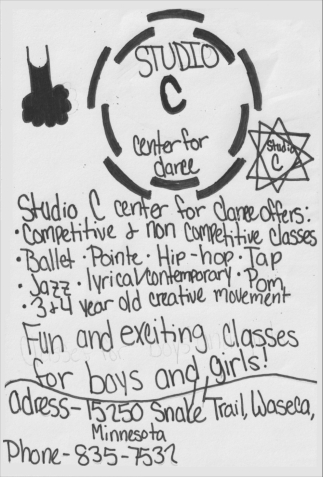 Fun and exciting classes for boys and girls!