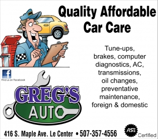 Quality Affordable Car Care