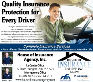 Quality Insurance Protection for Every Driver
