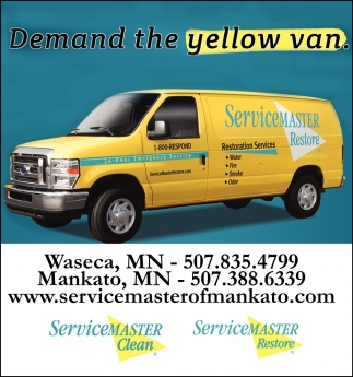 Demand the yellow van
