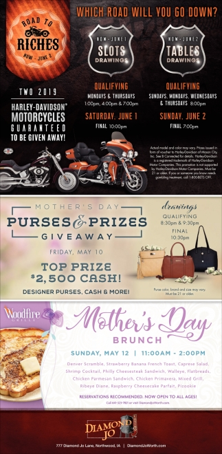 Mother's Day / Harley Davidson