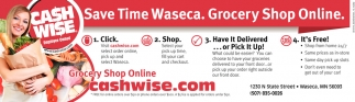 Save Tome Waseca. Grocery Shop Online