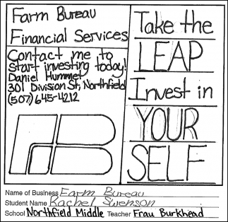 Take the leap. Invest in your self