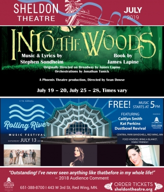 Into the Woods / Rolling River