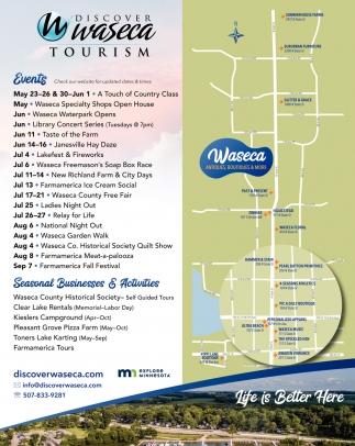 Events / Seasonal Businesses & Activities