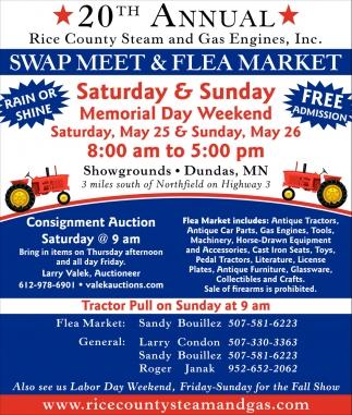 Swap Meet & Flea Market