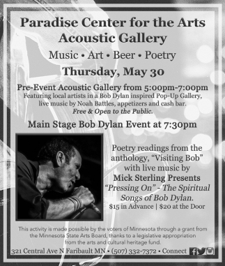 Pre-Event Acoustic Gallery
