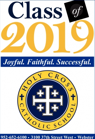 Class of 2019 - Loyful. Faithful. Successful