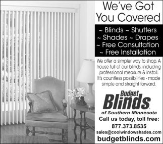 A house full of our blinds, including professional measures & install