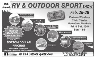 11th Annual RV & Outdoor Sport Show
