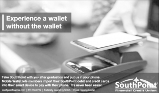 Experience a wallet without the wallet