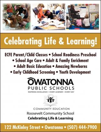 Celebrating Life & Learning!