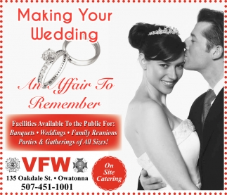Makein Your Wedding - An Affair to Remember