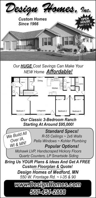 Our Huge Cost Savings Can Make You New Home Affordable