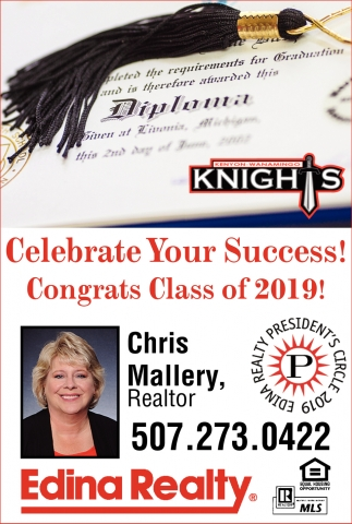 Celebrate Your Success! Congrats Class of 2019!