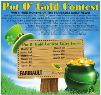 The Faribault Daily News