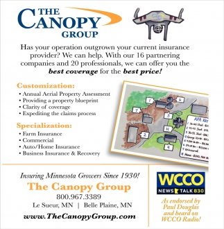 16 partnering companies and 20 professionals, we can offer you the best coverage fot the best price!