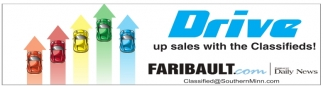 Drive up sales with the Classifieds!