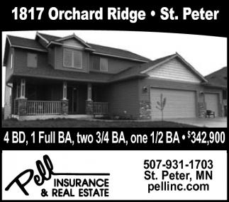 1817 Orchard Ridge - St. Peter